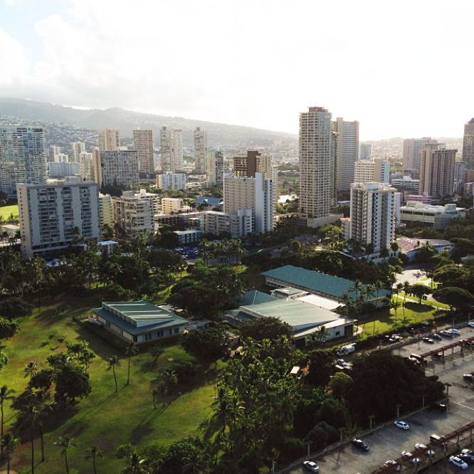 Honolulu ranked as one of the hardest working cities in the U.S.