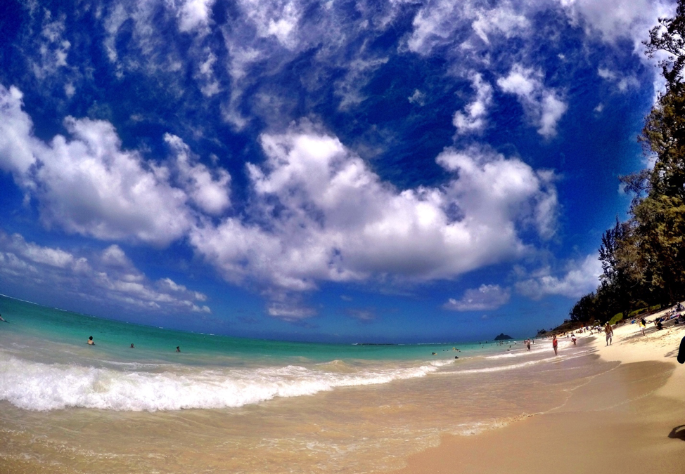 Kailua Beach named the best beach in the U.S.
