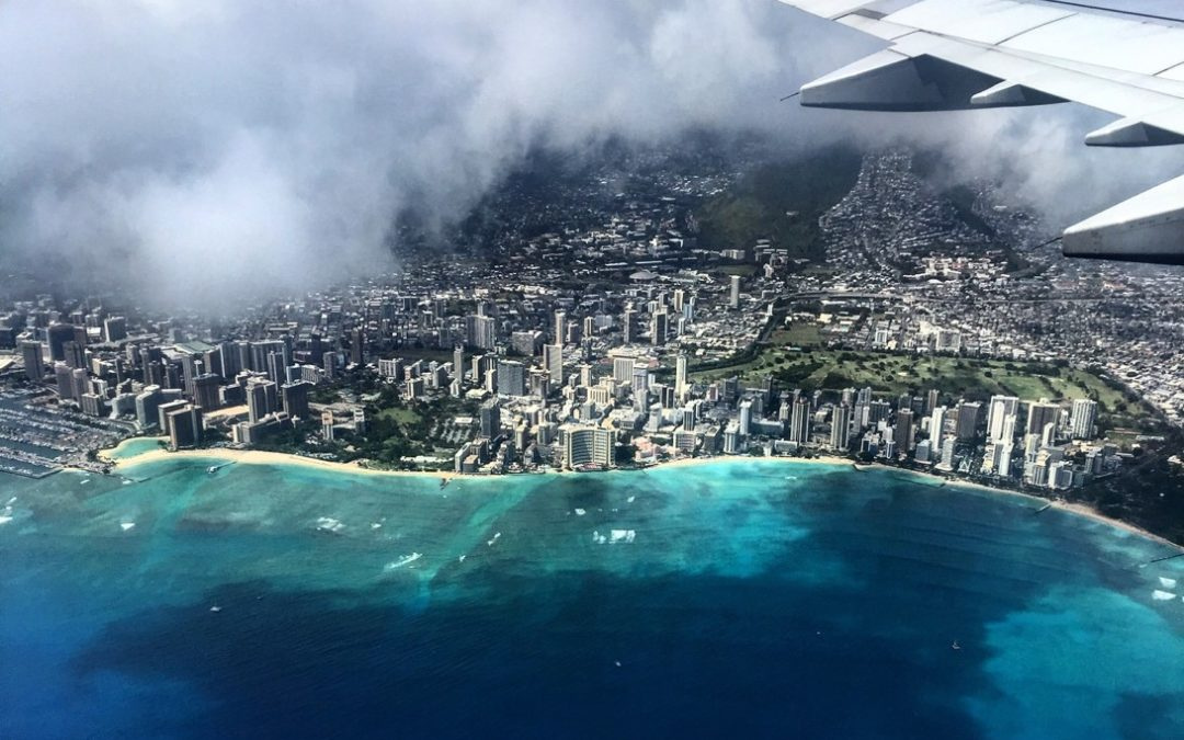 Oahu visitors and spending up, according to Hawaii Tourism ...